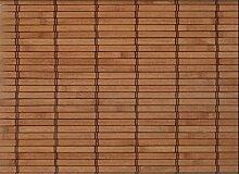 Bambus Raffrollo mit 7,5mm Stäben Bambusrollo -