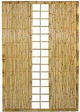 Bambus Sichtschutz Wand Ten Premium Höhe 180 x