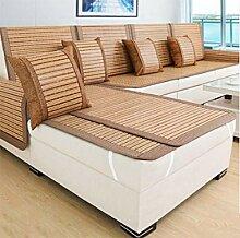 Bambus Sommer EIS Seide Einfach Anti-Schlupf Sofa
