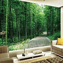 Bambus Straße Wandbilder 3d Fototapete Malerei