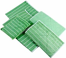 Bambus tücher Putztücher aus Bambus-Mikrofaser -