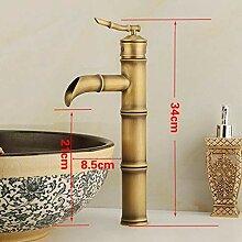 Bambus Waschbecken Wasserhahn mit Top-Qualität