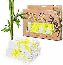 Bambus Waschlappen Set - Baby, Gäste-WC