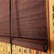 Bambusjalousien, belüftete Raffrollos,