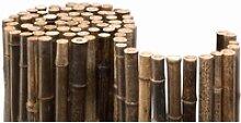 Bambusmatte 250 x 150 cm - Dunkel