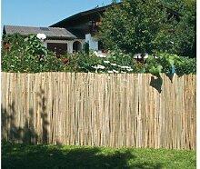 Bambusmatte Premium gesplittet Höhe 100 x Länge 300cm