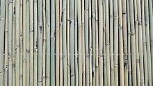 Bambusmatte Sichtschutz Bambus Gartenzaun