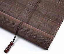 Bambusrollo- Bambus Roll-Jalousien für