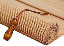 Bambusrollo Bambus-Rollos, Sichtschutz-Jalousien