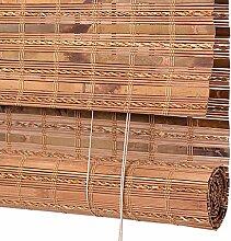 Bambusrollo Bambus Rollos, Sichtschutz Rollos für