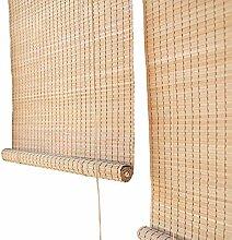 Bambusrollo- Bambusrollos for Büro, Balkon,