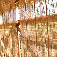 Bambusrollo- Bambusrollos for Büro/Teehaus,