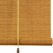 Bambusrollo Fenster, Verdunkelungsrollo mit