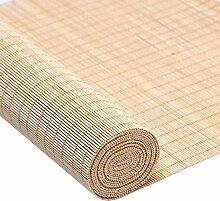 Bambusrollo- Natürliche Bambusrollos für Türen,