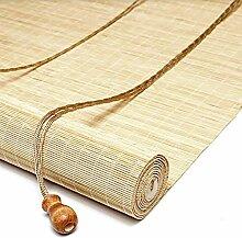 Bambusrollo- Natürliche Bambusrollos für