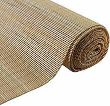 Bambusrollo Natürlicher Bambus-Sonnenschutz,