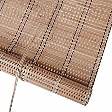 Bambusrollo Natürlicher Bambusvorhang Für