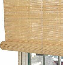 Bambusrollo- Natürliches for Fenster/Türen, 85%