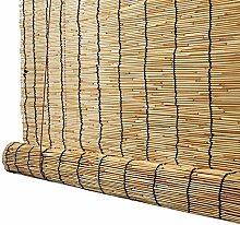 Bambusrollo- Reed Rollos für Fenster/Tür,