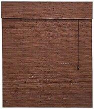 Bambusrollo- Römische Bambusschirme mit Volant,