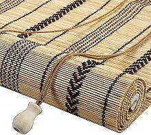 Bambusrollo- Rollläden aus Bambus Raffrollos für