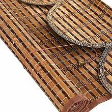 Bambusrollo Schattierungsrate 80% Bambusvorhang