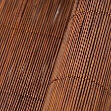 Bambusrollo Verdunkelungsrollo Bambusvorhang, für