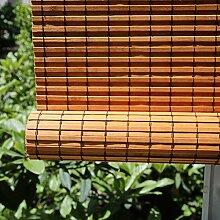 Bambusrollos, Natürlicher Fensterschatten,