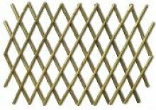 Bambusspalier, Rankgitter, Rankhilfe, Pflanzengitter (1,0 m x 2,2 m)