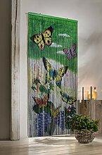 "Bambusvorhang ""Butterfly"" 90x200 cm,"
