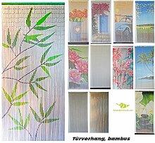 Bambusvorhang Türvorhang, Insektenschutzvorhang,