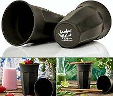 bambuswald© ökologische Trinkbecher (450ml | 3