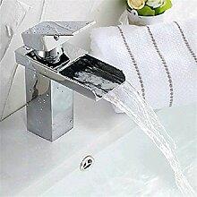 Banalili Kupfer Material Fällt Aus Wassergekühlten Wasser Waschtischmischer Waschtischmischer Niedrig, Sitzbank