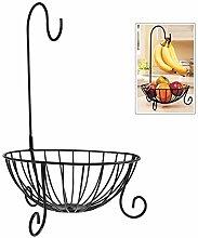 Bananenbaum Obstschale, moderne Obstschale mit