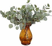 Bangle009 Künstlicher Eukalyptus-Kranz, Hochzeit,