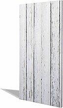 BANJADO Design Magnettafel groß, Memoboard weiß,
