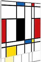 BANJADO Design Magnettafel | magnetische Pinnwand