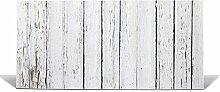 BANJADO Design Magnettafel weiß, Wandtafel