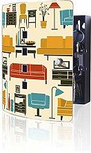 banjado Design Schlüsselkasten aus Edelstahl   10