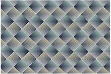 banjado Glas Nischenrückwand für Küche 90cm x