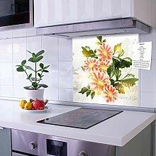 banjado Glas Spritzschutz für Küche und Herd |