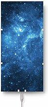 banjado Glas Wandleuchte| Wandlampe 26cm x 56cm|