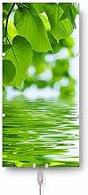 banjado Glas Wandleuchte | Wandlampe 26cm x 56cm |