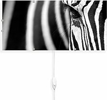 banjado Glas Wandleuchte| Wandlampe 56cm x 26cm|