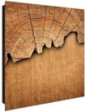 banjado Schlüsselkasten Motiv Holz