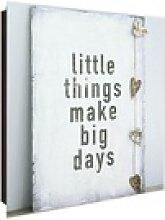 banjado Schlüsselkasten Motiv Little Things, 30