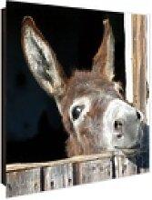 banjado Schlüsselkasten Motiv Nicki, 30 cm x 30 cm