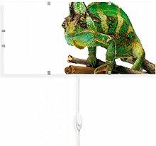 banjado - Wandlampe 56cmx26cm Design Wandleuchte