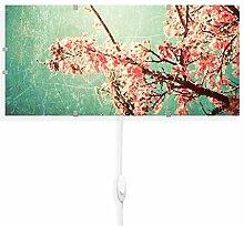 banjado - Wandleuchte 56cmx26cm Wandlampe Design