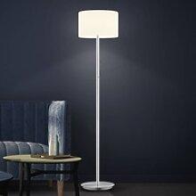 BANKAMP Grazia LED-Stehlampe ZigBee-fähig nickel